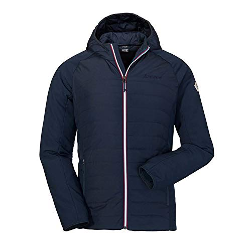 Schöffel Herren Ins. Jacket Rom Jacken, navy blazer, 48 (M)