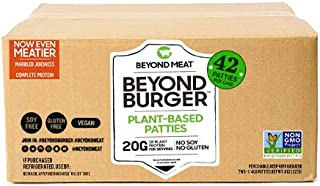 Beyond Burger VEGAN Meat 42x113g