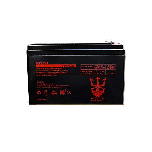 12 volt 9ah battery - 7
