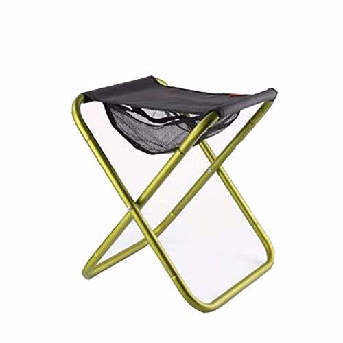 Aluminium Vouwstoel Kruk Buiten Binnen Volwassene Campingstoel C