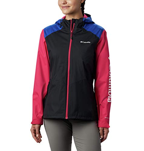 Columbia Inner Limits II - Chaqueta impermeable y transpirable para mujer