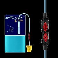 一体型水流制御弁、水槽用ホースコネクタ、水槽用水槽システム(16-22mm (4 minutes quick connect))