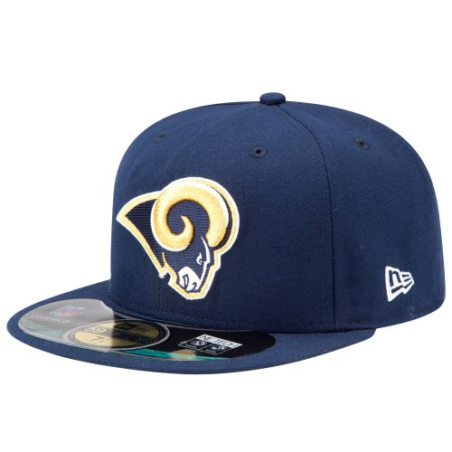 St. Louis Rams New Era 59FIFTY NFL Authentic 2012 On Field Fitted Hat Chapeau