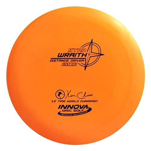 Innova – Disco de golfe Champion Discs Star Wraith, 170-172 g (as cores podem variar)