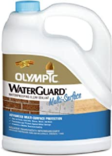 Olympic Waterguard Multi- Surface Waterproofing Clear Sealant 1 Gl