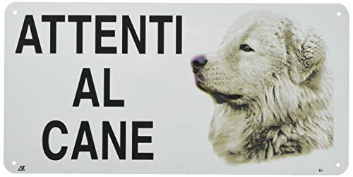 Mantovani Pet Diffusion Attenti al Cane Maremmano - 100 G