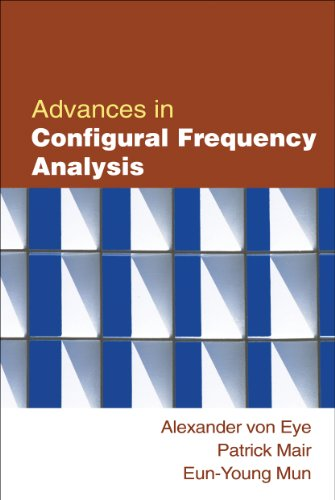 41cJxfheG7L - Advances in Configural Frequency Analysis (Methodology in the Social Sciences)