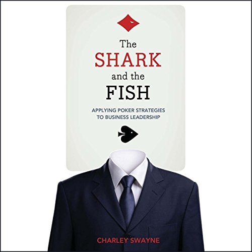 The Shark and the Fish audiobook cover art
