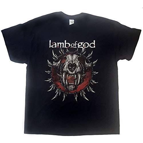 T-Shirt # L Unisex Black # Radial