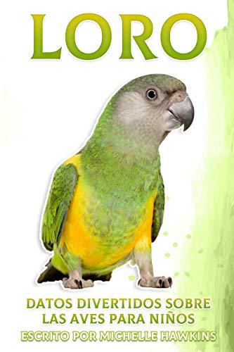 Loro: Datos divertidos sobre las aves para niños #12