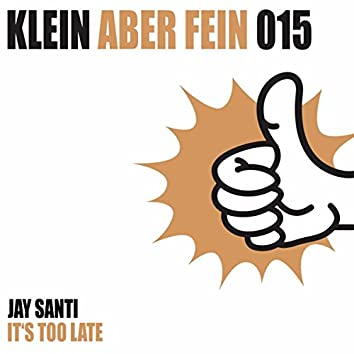 It's Too Late (Klein Aber Fein Allstars 2017 Edit)
