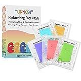Mascarilla Facial Hidratante,Mascarilla Colágeno,Antienvejecimiento, Antioxidante, Suaviza la piel,...