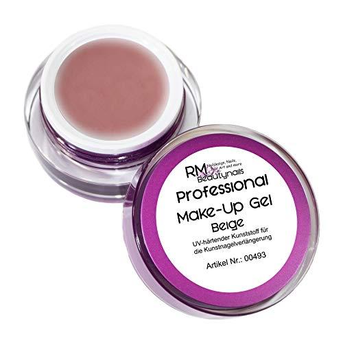 15ml Professional Make-Up Gel Beige Dickviskos Camouflagegel