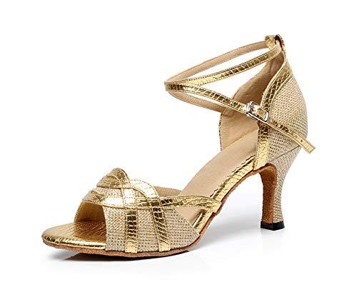 Chaussures de danse latine Minitoo QJ7027 - Talons...