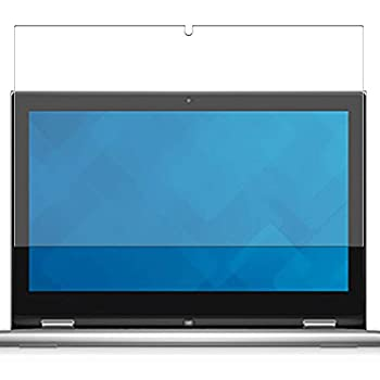 Puccy Privacy Screen Protector Film Compatible with Dell Inspiron 13 7000  7353  2-in-1 13.3  Anti Spy TPU Guard ( Not Tempered Glass Protectors )