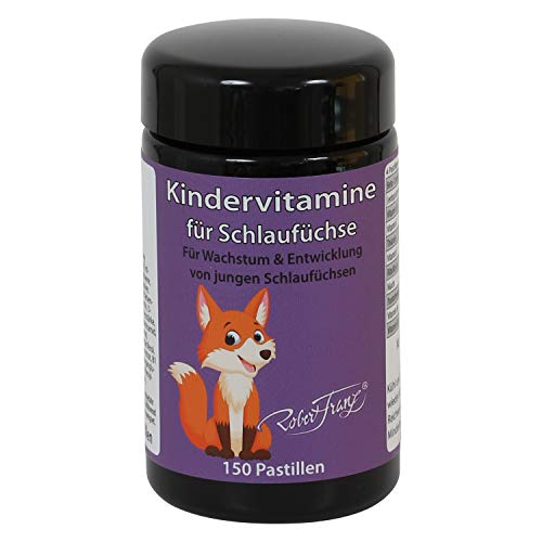 Kindervitamine Robert Franz