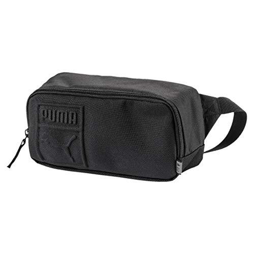 PUMA Unisex– Erwachsene S Waist Bag Gürteltasche, Black, OSFA