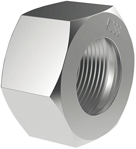 VOSS 4152100 Überwurfmutter, M 12-L (5-er Pack)
