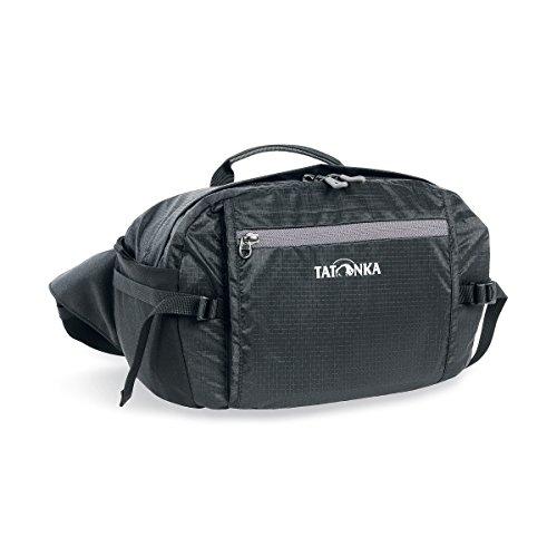 Tatonka Hip Bag L Hüfttasche, Black, 32 x 19.5 x 12.5 cm