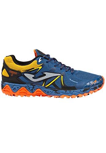 Joma TK. Sierra Men 803 Navy - Zapato Trail Hombre - TK.SIERS-803, azul, 43.5 EU