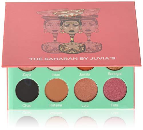 Nubian Sombras Maquillaje marca Juvia's Place