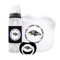 NFL Baltimore Ravens Baby Gift Set