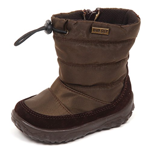 Falcotto E2642 doposci Bimbo Brown Naturino Rain Step Stivale Boot Baby Boy [19]