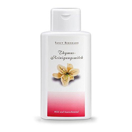 Sanct Bernhard Thymus-Reinigungsmilch mit Mandelöl, Collagen 250 ml