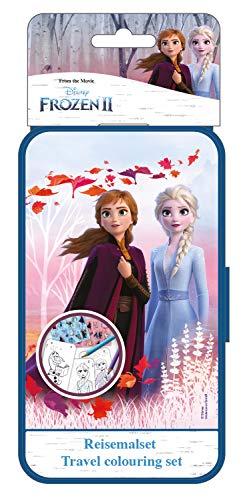 Undercover FRUW0401 Disney Frozen II - Juego de Pintura...