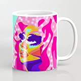 ZIQIBINGYANZIYU Taza de café Queen Trixie Mattel 324 ml
