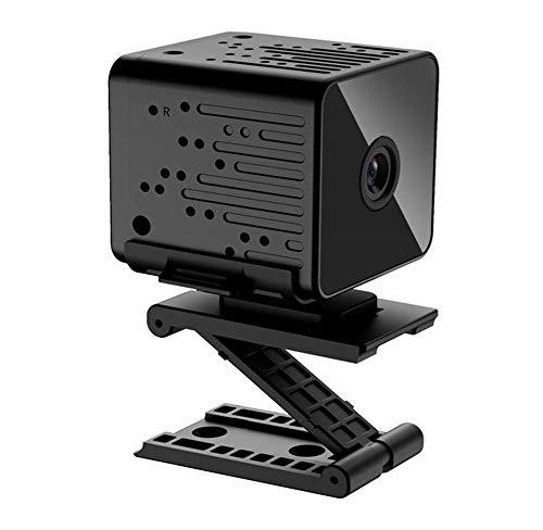 MELKEVDY Mini Camara Espia Oculta WiFi Bluetooth, HD 1080P Camaras De Vigilancia, Sensor Movimiento, Visión Nocturna, Camara Seguridad Camufladas Inalambrica Micro Interior/Exterior