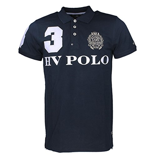 HV POLO Polo Shirt Favouritas Equis Navy L