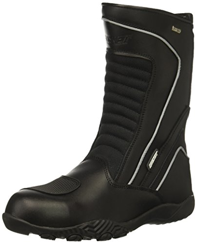 Joe Rocket Men's Meteor FX Leather Motorcycle Riding Boot (Black, Size 10)