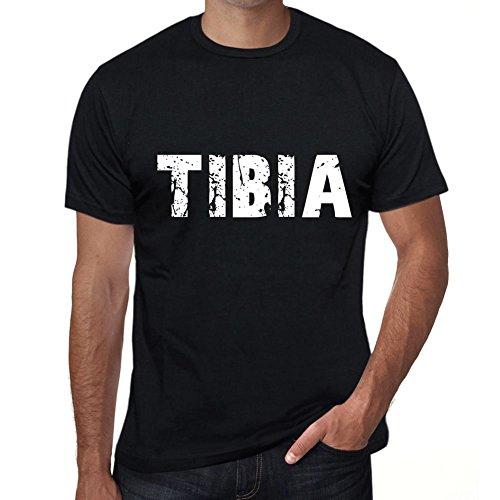 One in the City Tibia Hombre Camiseta Negro Regalo De Cumpleaños 00553