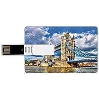 USBメモリ USBフラッシュ4Gドライブ|8G |16G |32G |64G |128G、クレジットカード形状メモリースティック、PCのコンピュータMacBookのテレビカー用防水USB Uディスク (Color : 8, Size : 32G)