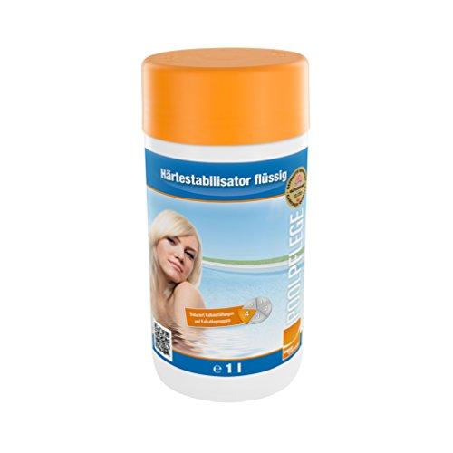 Steinbach Poolpflege Härtestabilisator flüssig, 1 l, besondere Anwendung, 0755301TD08
