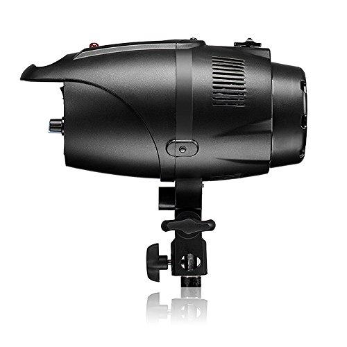 Neewer 250W 5600K Bowens Mount Photo Stuido Flash Speedlite Strobe Light Monolight for Studio, Location and Portrait Photography EG-250B (US)