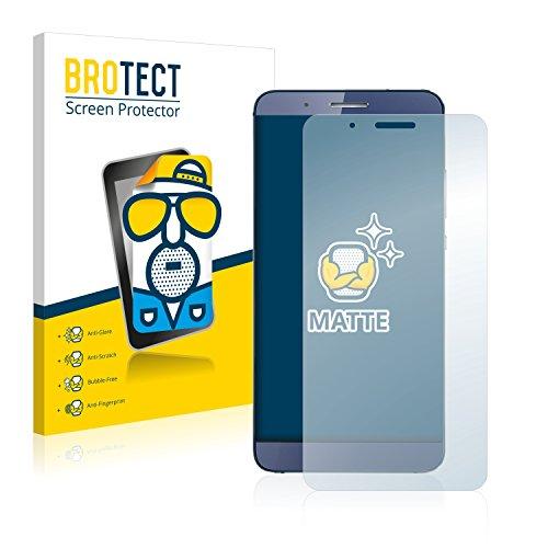 BROTECT 2X Entspiegelungs-Schutzfolie kompatibel mit Huawei ShotX Bildschirmschutz-Folie Matt, Anti-Reflex, Anti-Fingerprint