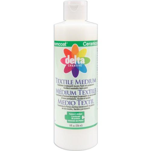 Plaid Delta - Producto para Pintura Ceramcoat, Textil Medio, 23,6 cl, Otros, Multicolor