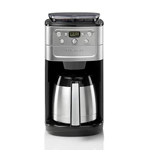 Cuisinart DGB900BCU Cafetera con molinillo de café incorporado, 1000 W,...