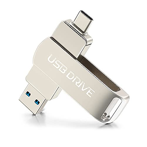 Chiavetta USB 512 GB, chiavette USB Chiavetta USB 3.0 Type-C Chiavette OTG 2-in-1 Chiavetta USB per smartphone Android Tablet tipo C