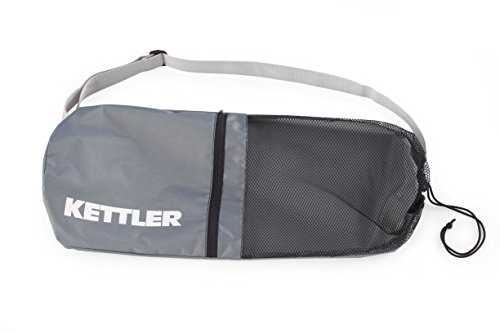 Kettler Sporttasche Fitnessmatte + Tasche für Erwachsene Unisex, Mehrfarbig, Einheitsgröße