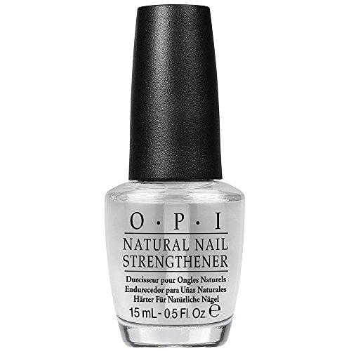 OPI Nail Lacquer Natural Nail Strengthener – Nagelhärter & Base Coat in Einem – Ergiebig,...