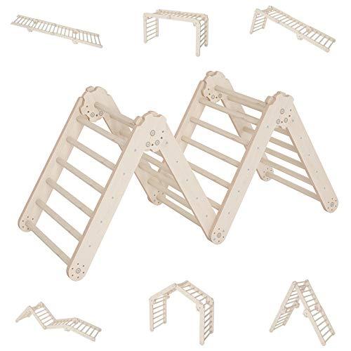 Pikler Dreieck Mamoi XL Winkelversellbar