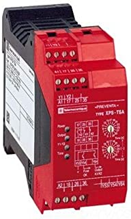 SCHNEIDER ELECTRIC XPSTSA5142P Safety Relay 300-Volt 2.5-Amp Preventa
