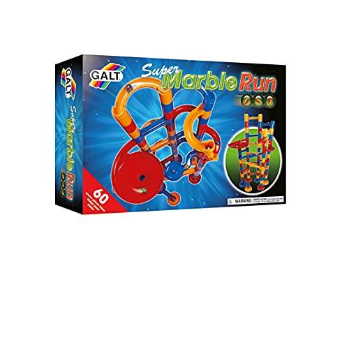Galt toys - Super Marble Run, Juego de construcción a partir de 4 años