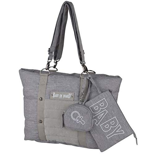 Baby on board 216710/_019 Simply Baby Girl Sac