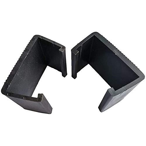 VBNMC 10 Piezas de Muebles de Mimbre de RatáN para JardíN Al Aire Libre, Sujetador de AlineacióN para Sofá, Conector de Clip Adecuado para Muebles de RatáN, Sofá