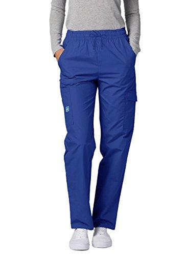 Adar Uniforms Medizinische Schrubb-hosen - Damen-Krankenhaus-Uniformhose 506 Color RYL | Talla: S