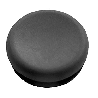3D Analog Joystick Thumbstick Grips Cap Cover Button Replacement Repair Part Case for Nintendo New 3DS XL New 3DS LL 3DS XL 3DS LL 2DS 3DS Gray